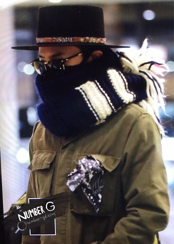 Big Bang - Gimpo Airport - 27feb2015 - G-Dragon - Number G - 03
