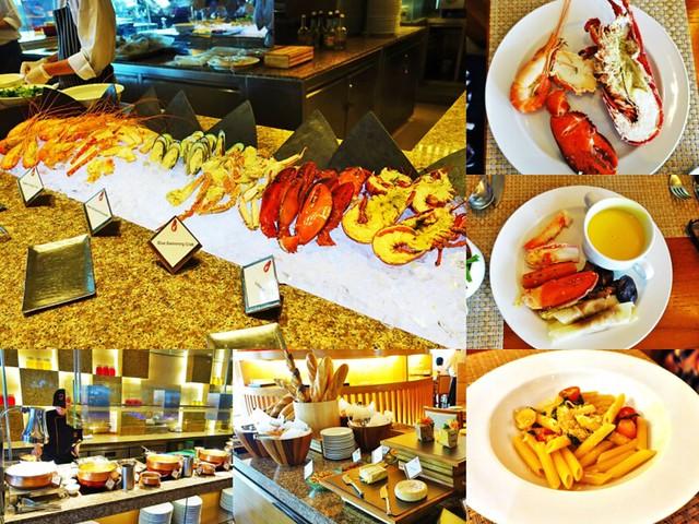 泰國 曼谷香格里拉大飯店 Shangri-La Hotel buffet-2