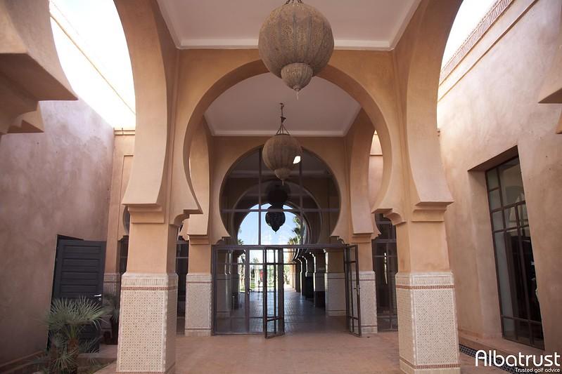 photo du golf Samanah Golf Club - Parking
