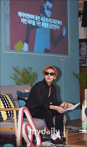 G-Dragon - Airbnb x G-Dragon - 20aug2015 - My Daily - 11