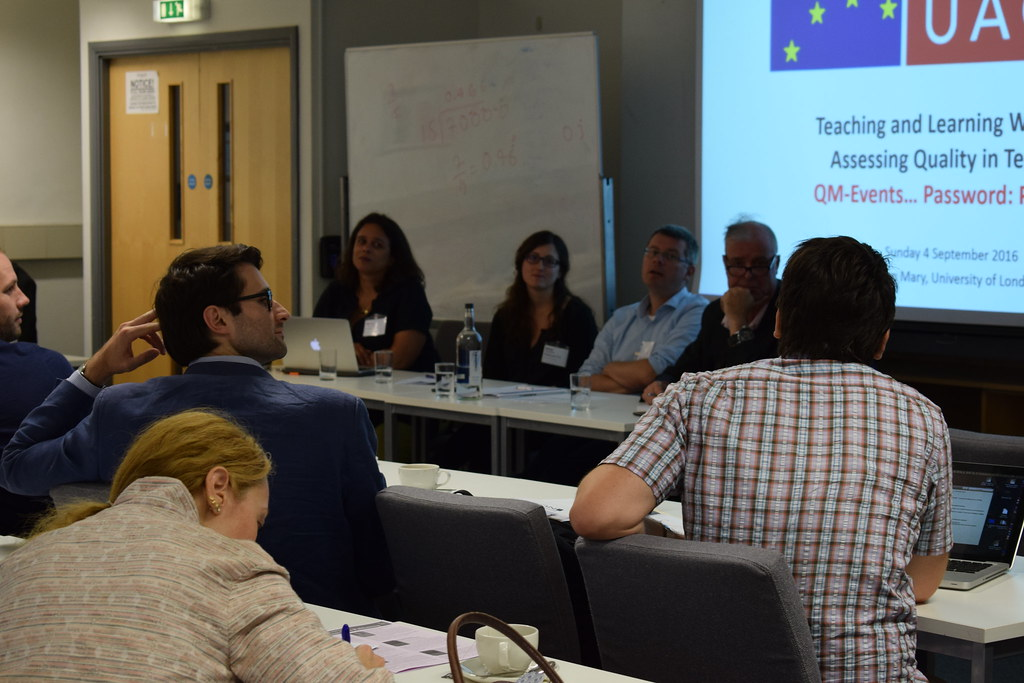 UACES 2016 London Teaching Workshop -  Assessing Quality in Teaching the EU