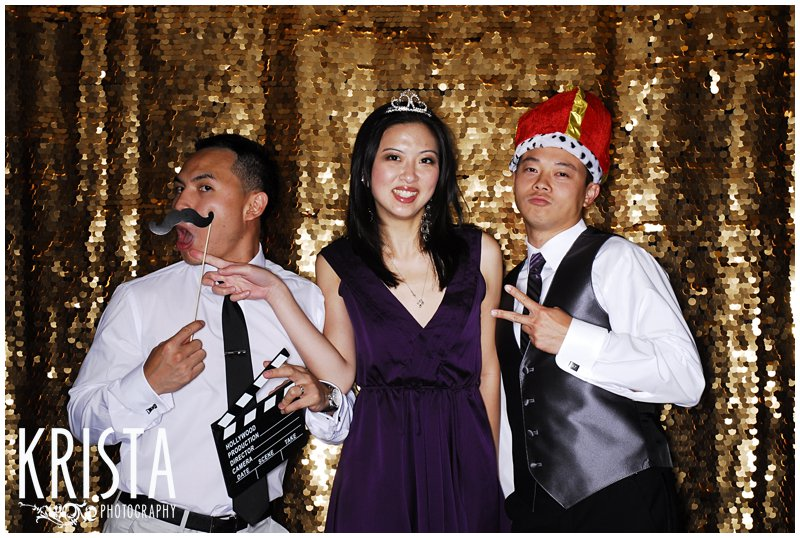 China Pearl wedding photobooth