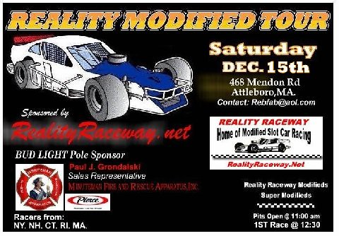 REALITY TOUR RACE #1, 12/15/12 8252605201_0d668f4abb