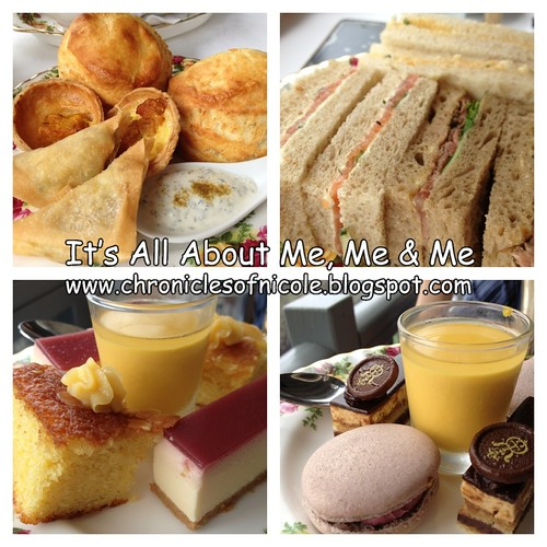 Gunners Barracks high tea