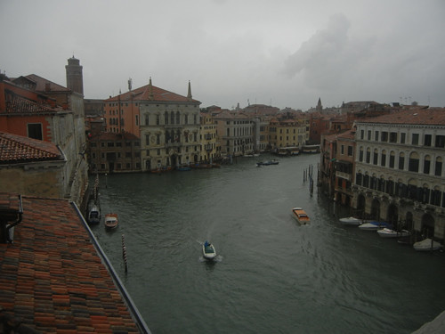 DSCN3011 _ View of the Grand Canal from Ca' Rezzonico, Venezia, 15 October