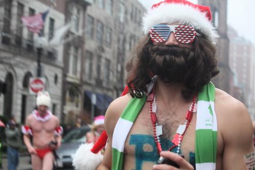 boston santa speedo run 2012 5