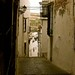 Small photo of alleyways.
