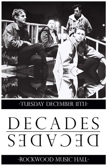Decades Tonight in NYC