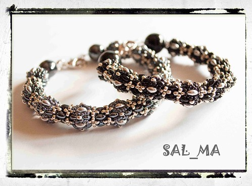 Pulseras Twin Karel by SAL_MA
