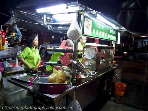penang hawker food, loh mee and prawn mee, old green house, burma road R0020454 copy