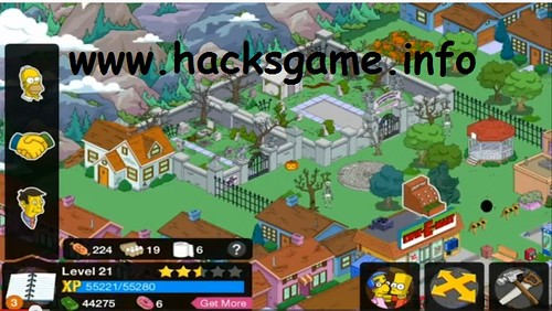 The Simpsons Tapped Out v4.0.0 Hack