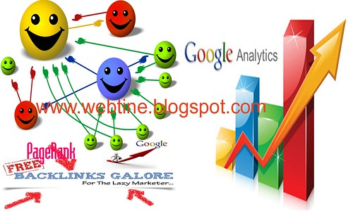 webtine--PageRank-google-analyctics-Backlinks