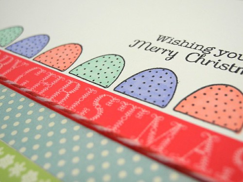 Gumdrop Christmas (detail)