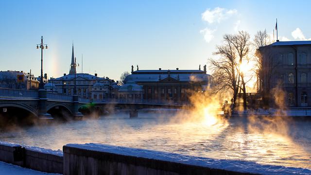 Stockholm, December 3, 2012
