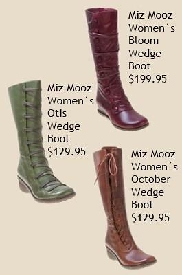Trendy Miz Mooz Boots