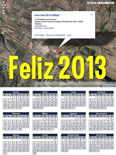 Feliz 2013: Leen Guel