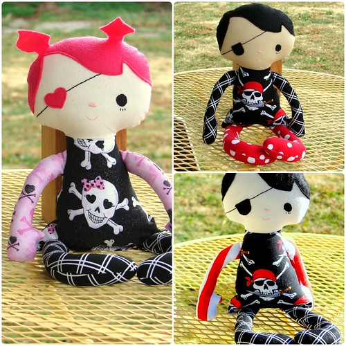 Doll Collage 2