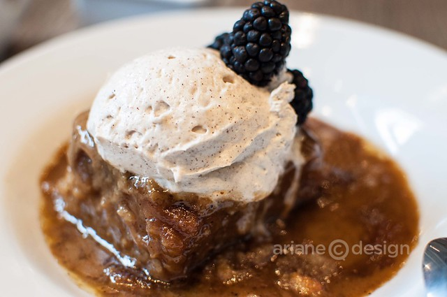 The Fish Shack: Sticky toffee pudding