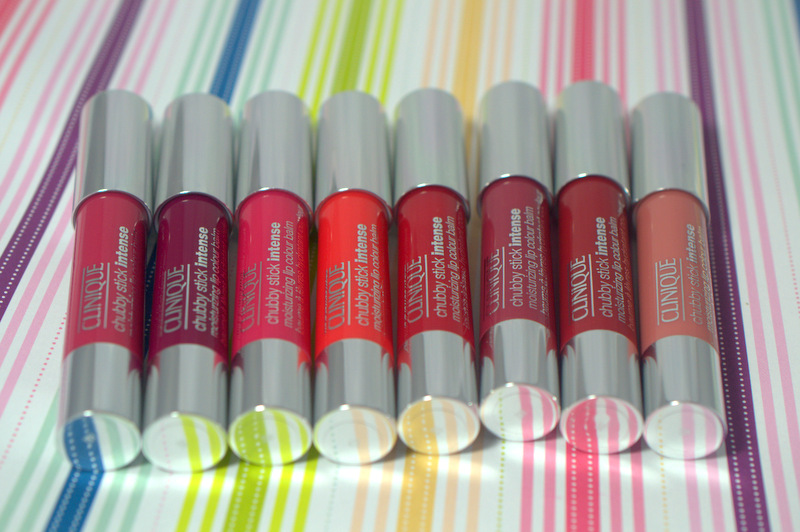 Clinique Chubby Wubby Lip Colour Balms