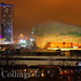 Leeds Arena At Night by Lee Collings Photography