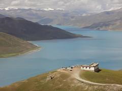 Lago Yamdrok, Tibete China