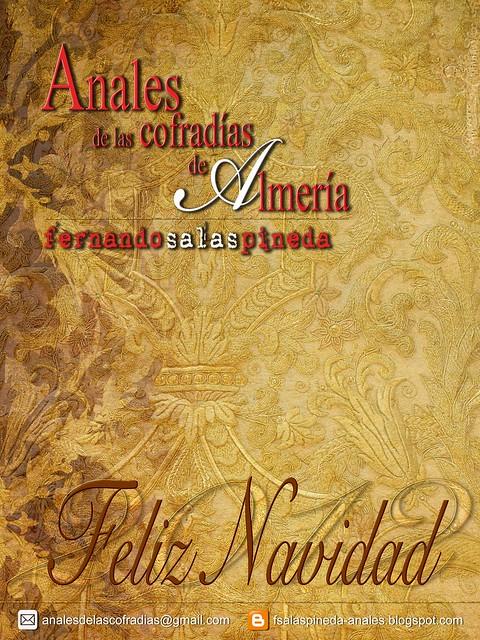 FELICITACIÓN NAVIDAD ANALES 2012