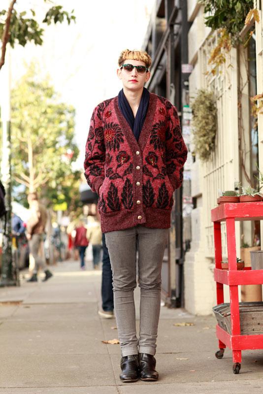 alzizz_4b street style, street fashion, women, San Francisco, Quick Shots, Valencia Street