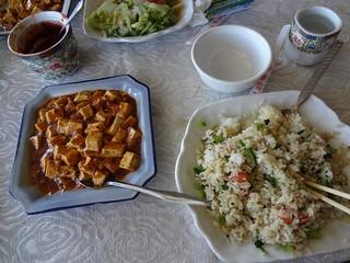 Comida no Tibete