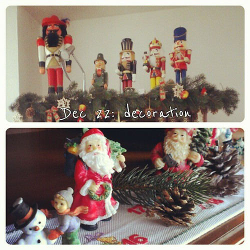 Dec 22: decoration at moms&dads #fmsphotoaday #dailyphoto #decoration