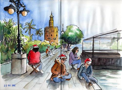 Feliz Navidad y Prósperos Dibujos Nuevos