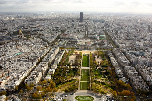 Champs de Mars - Paris