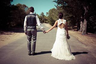 Photo de mariage – Solène et David