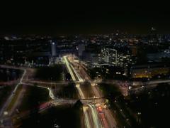 Maastunnel Intersection