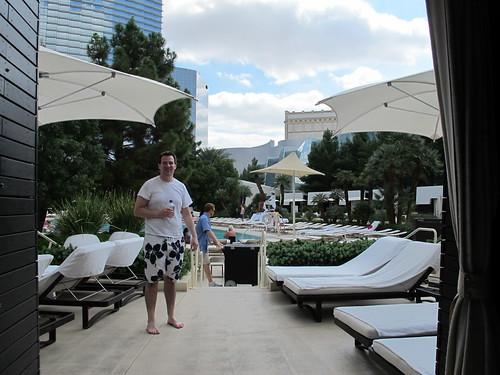 ARIA Pool Cabana
