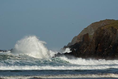 Rompe ondas · Rompeolas by xanesmelle