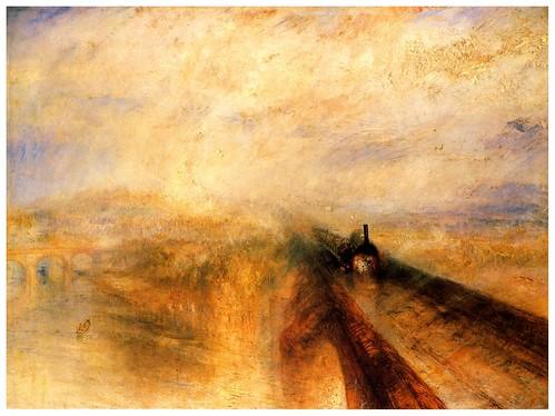 003- Lluvia, vapor y velocidad- J. M. W. Turner-1844-pintura al oleo-Wikimedia Commons