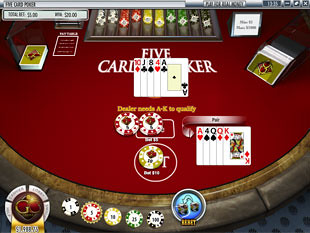 Five Card Poker