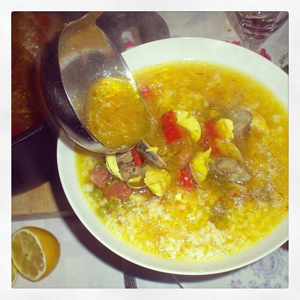 Sopa al cuarto - receta familiar http://www.mercadocalabajio.com/2006/12/sopa-de-navidad-sopa-al-cuarto.html #receta #navidad