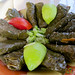 Mahshi Wara' Enab (Stuffed Grape Leaves) - Cairo, Egypt
