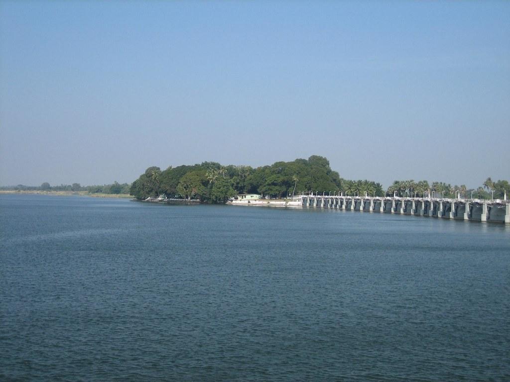 Grand Anicut dam