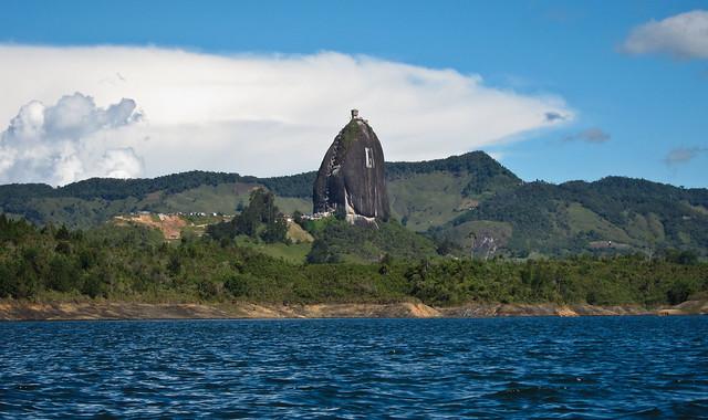 El Peñol monolith