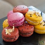 Colorful Macaroons - Shangri-La Hotel, Paris