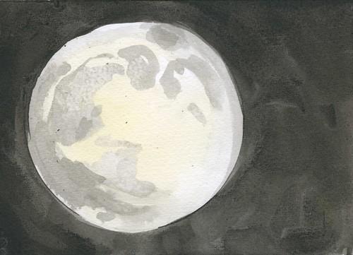 long nights moon by Bricoleur's Daughter