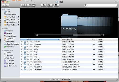 2012 Folder