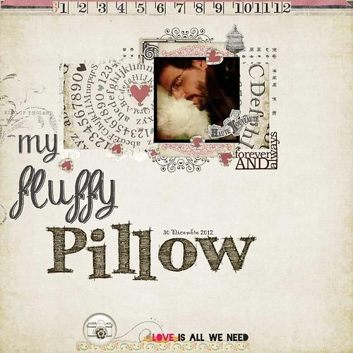 My Fluffy Pillow