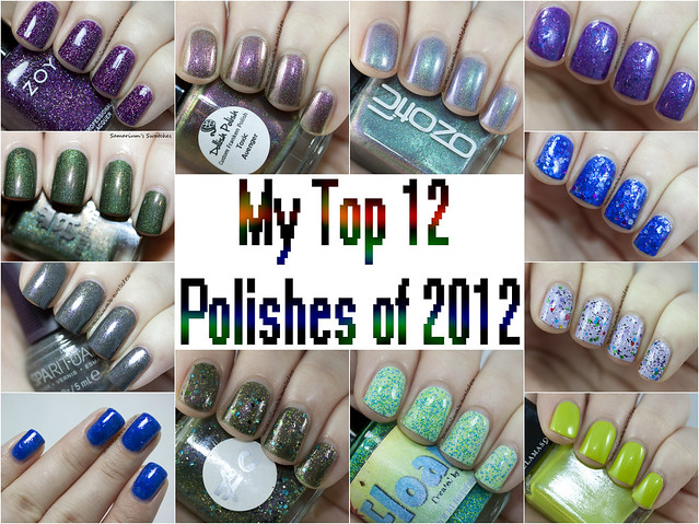My Top 12 Polishes of 2012 (2)