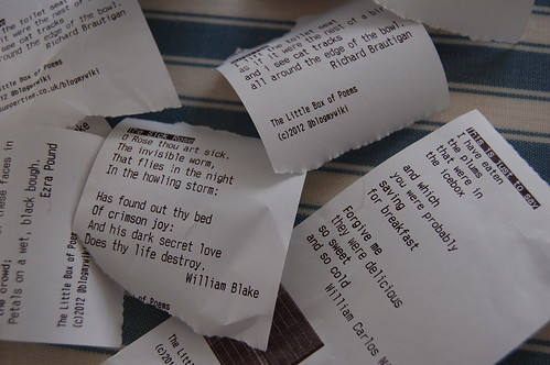 random poems