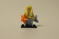 LEGO Collectible Minifigures (71000) Series 9 - Mermaid