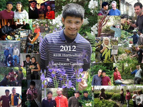 2012 Hort People Collage