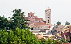 Ohrid, St Climent cathedral